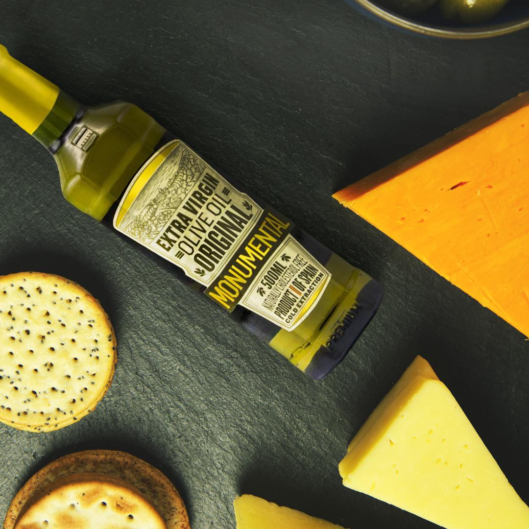 Extra panenský olivový olej aneb nejlepší pomocník ve studené kuchyni