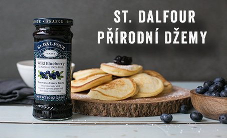 St. Dalfour ovocné pomazánky
