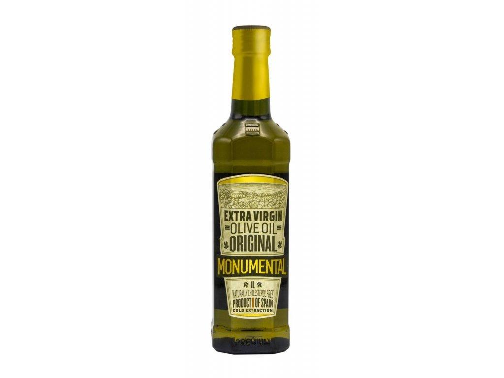 Extra panenský olivový olej Monumental španělský