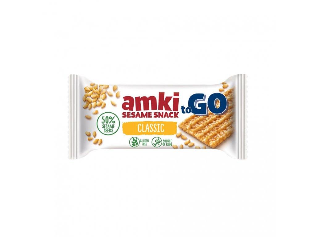 Sezamky Amki to go classic