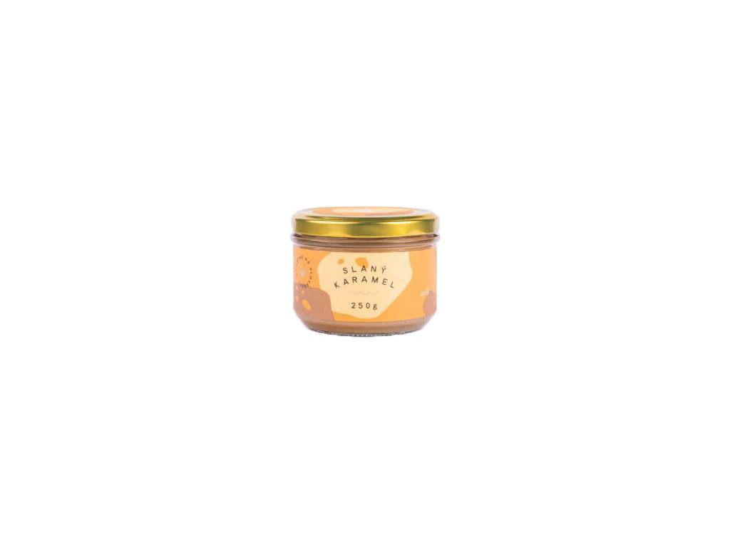 Pomazánka slaný karamel LYRA 250g