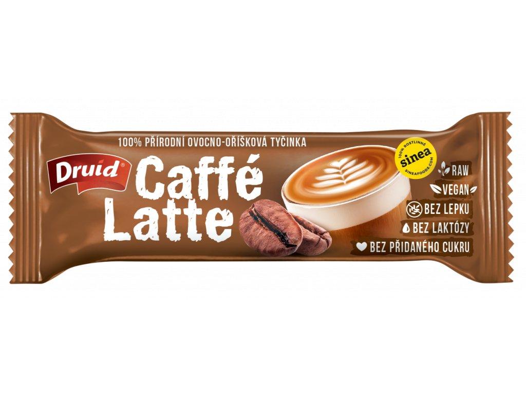 3D 100% tycinka CAFFE LATTE