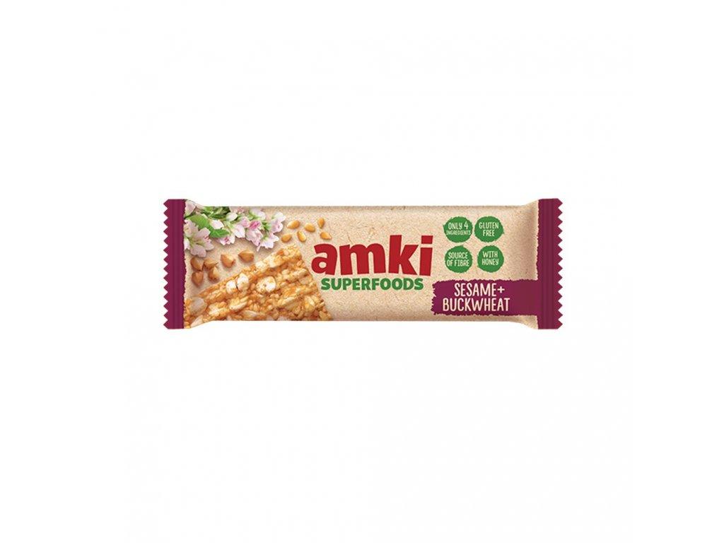 Amki superfoods s pohankou