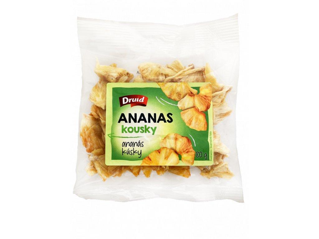 Ananas DRUID Limitka 80g zmenšený