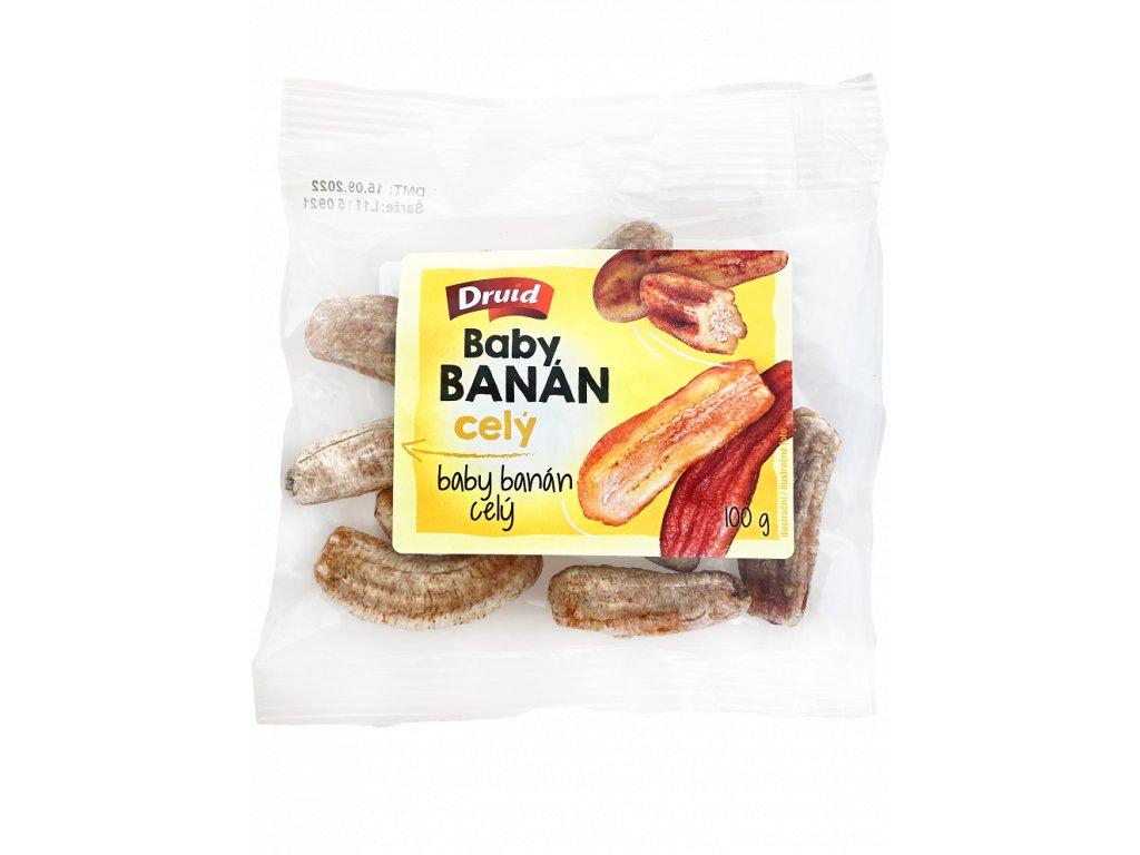 Baby banán DRUID Limitka zmenšený
