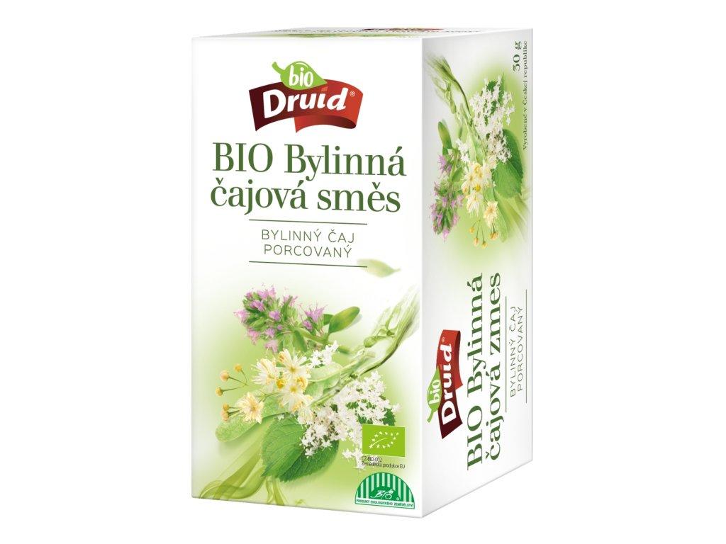 BIO Čajová bylinná směs DRUID