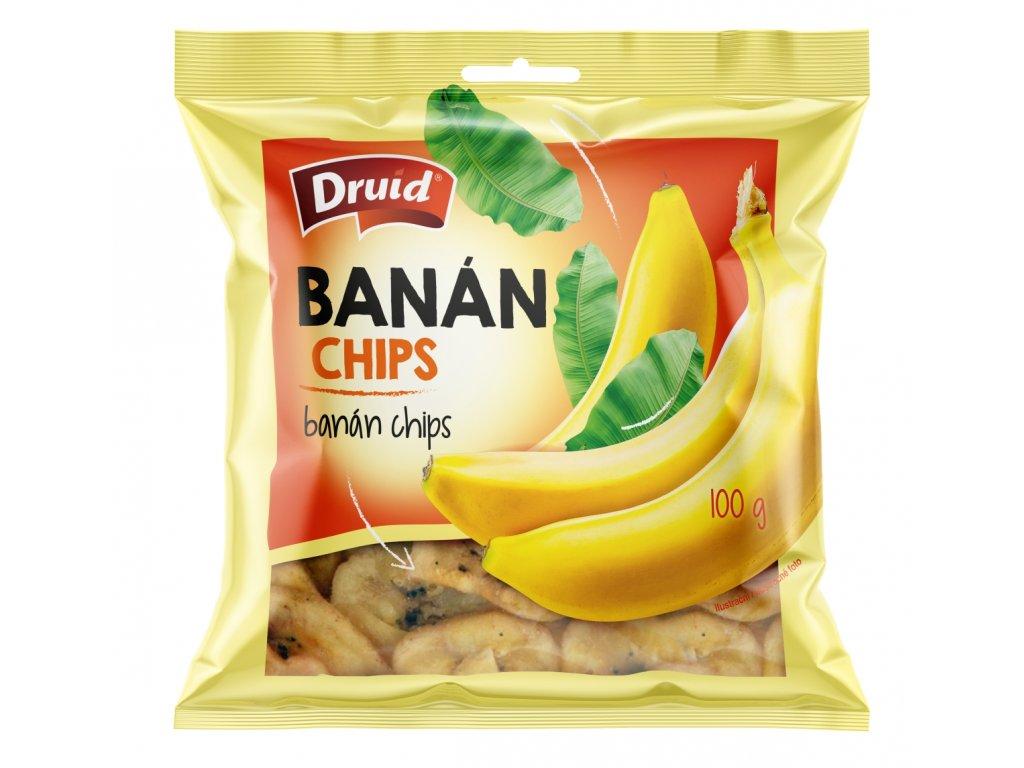 Banán chips DRUID