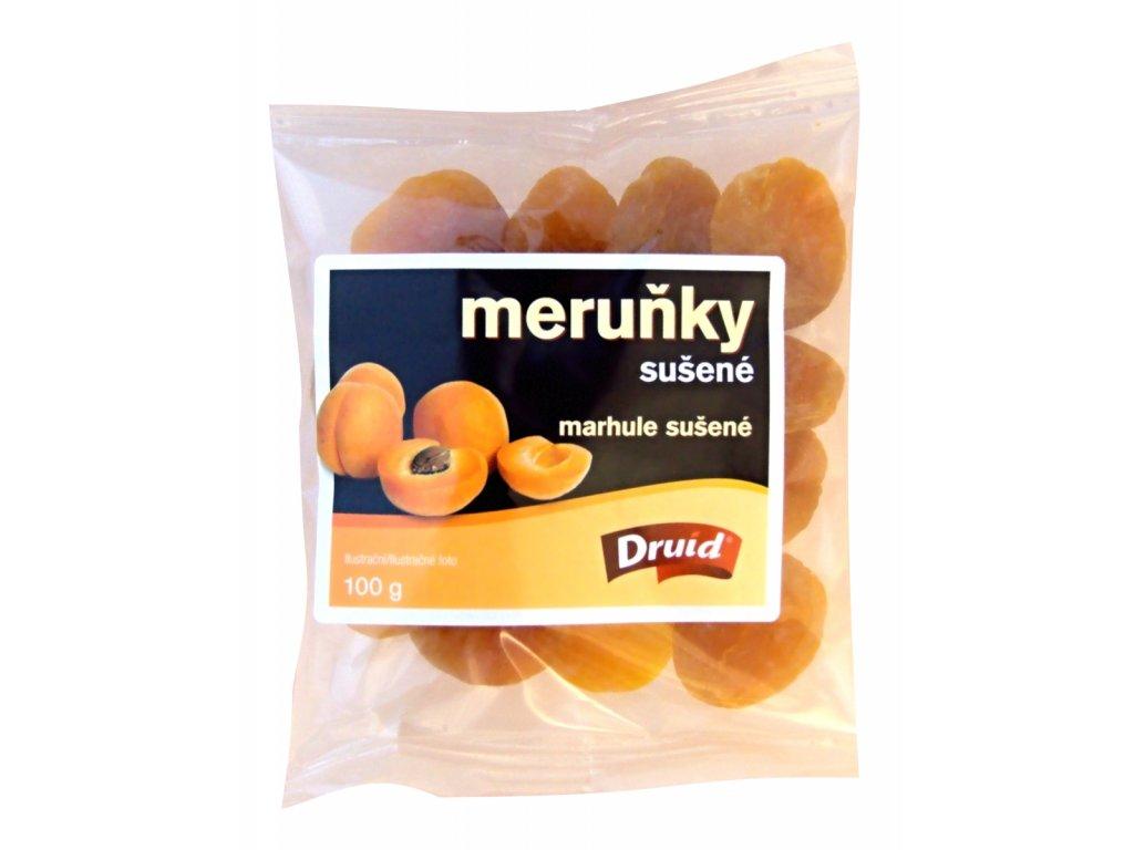 Meruňky sušené DRUID