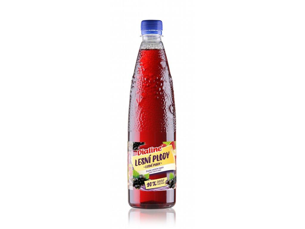 Dialine Lesní plody s ovocným cukrem DRUID 650 ml