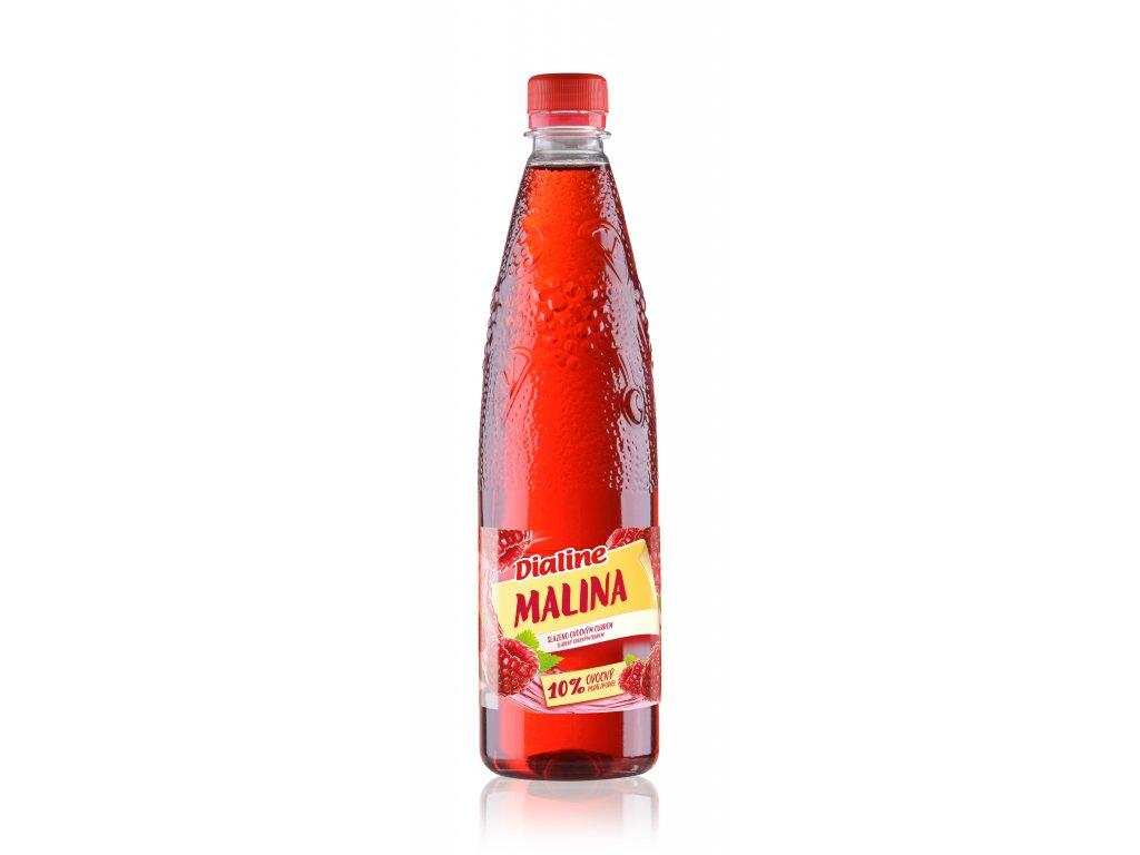 Dialine Malina s ovocným cukrem DRUID 650 ml