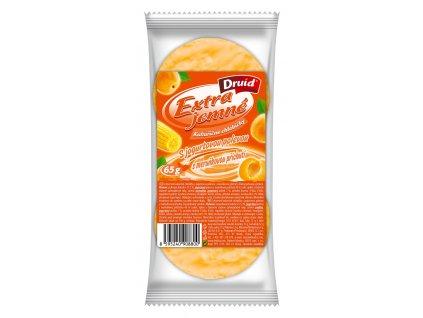 Kukuřičné chlebíčky s jogut.pol. s meruňkovou příchutí DRUID