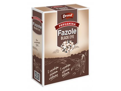 Fazole Black Eye krabička 380 g