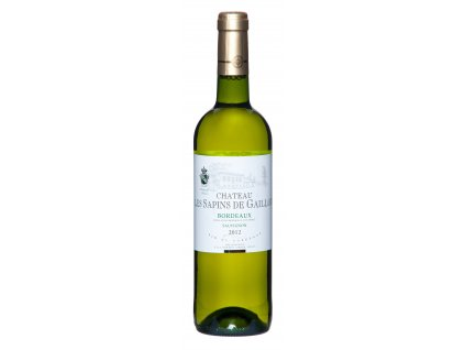 Chateau Les Sapins de Gaillou víno bílé