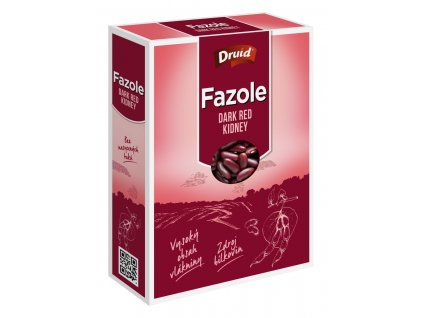 Fazole Dark Red Kidney DRUID