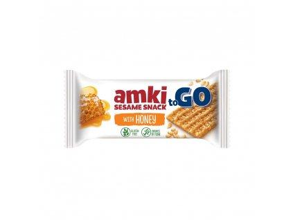 Sezmaky Amki to go s medem kus