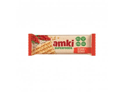 Amki superfoods s quinoou