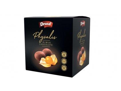 Physalis v mléčné čokoládě DRUID