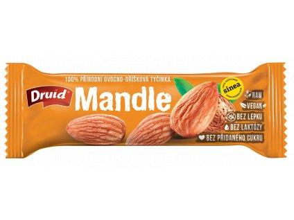 3D 100% tycinka MANDLE