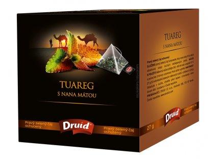 Tuareg s nana mátou zelený ochucený čaj DRUID 27 g