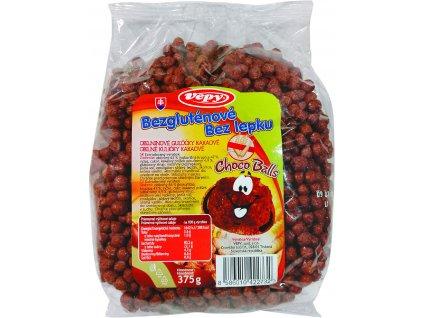 Kuličky kakaové bezlepkové 375 g