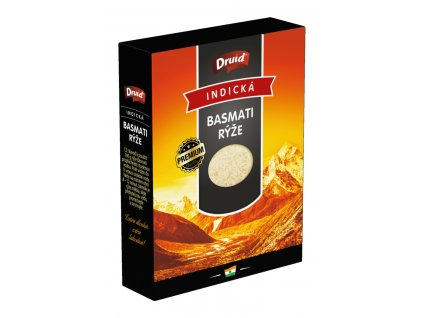 Rýže Basmati indická PREMIUM DRUID