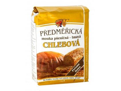 Chlebová mouka pšeničná tmavá 1 kg