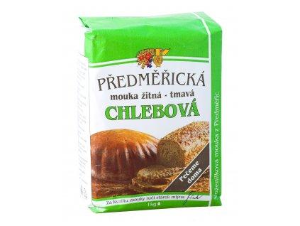 Chlebová mouka žitná tmavá 1 kg