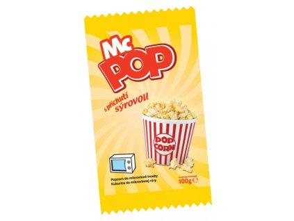 MC POP s příchutí sýrovou DRUID