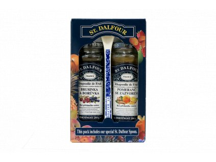 St. Dalfour 2 pack