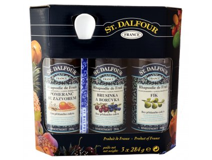 St. Dalfour 3 pack
