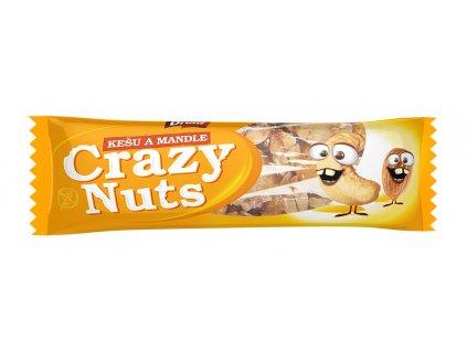 Crazy Nuts Kešu a mandle DRUID