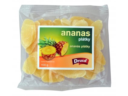 Ananas plátky DRUID