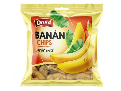 Banán chips DRUID