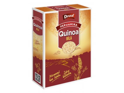 Quinoa bílá peruánská DRUID