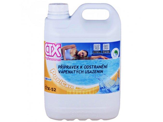 CTX-52 Gelacid; 5 litrů (přípravek k odstranění vápenných usazenin)