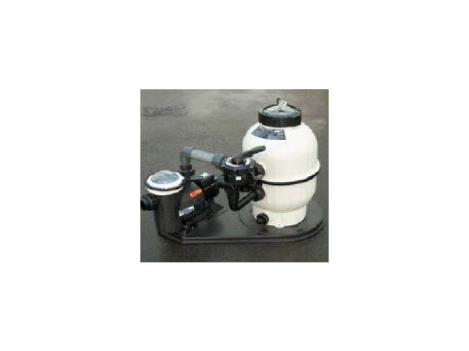 Monoblok Cantabric s bočním ventilem a čerpadlem Victoria Plus 500, 9m3/h