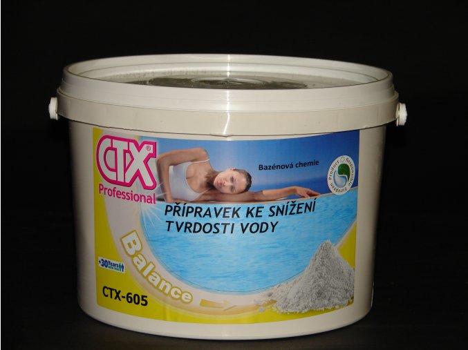 CTX-605; 5kg (přípravek snižující tvrdost vody)