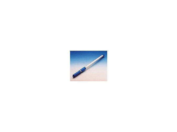 Teleskopická tyč hliníková 2,4 - 4,8 m