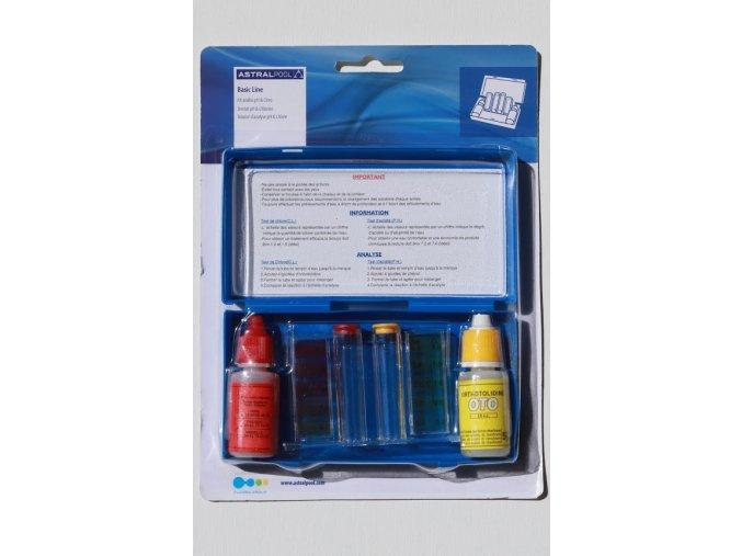 terster ECO pro měření chloru a pH 1