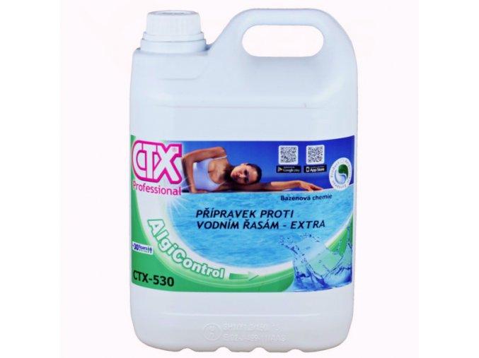 CTX-530; 5l (extra algicid ničící řasy)