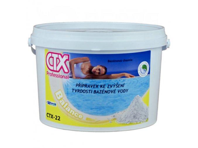 CTX-22; 5 kg přípravek zvyšující tvrdost vody