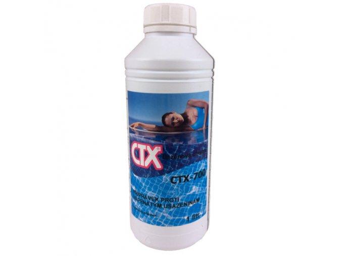 CTX-700; 1 litr (přípravek eliminující vápenaté usazeniny)