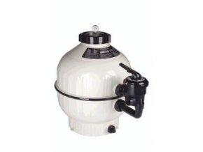 Filtrace Cantabric s bočním ventilem 500, 9m3/h