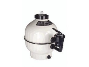 Filtrace Cantabric s bočním ventilem 750, 21m3/h