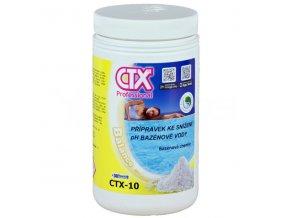 CTX-10; 1,5 kg (granulát snižující pH)