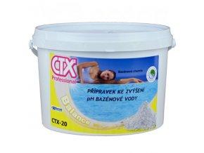 CTX-20; 6 kg (prášek zvyšující pH)