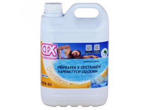CTX-51; 5 litrů (přípravek k odstranění vápenných usazenin)