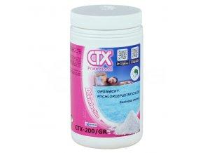 CTX-200/GR (55); 1 kg (rychlorozpustný chlorový granulát)