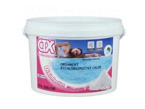 CTX-200/GR (55); 5 kg (rychlorozpustný chlorový granulát)