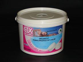 CTX-370; 5 kg (pomalurozpustný organický chlor)